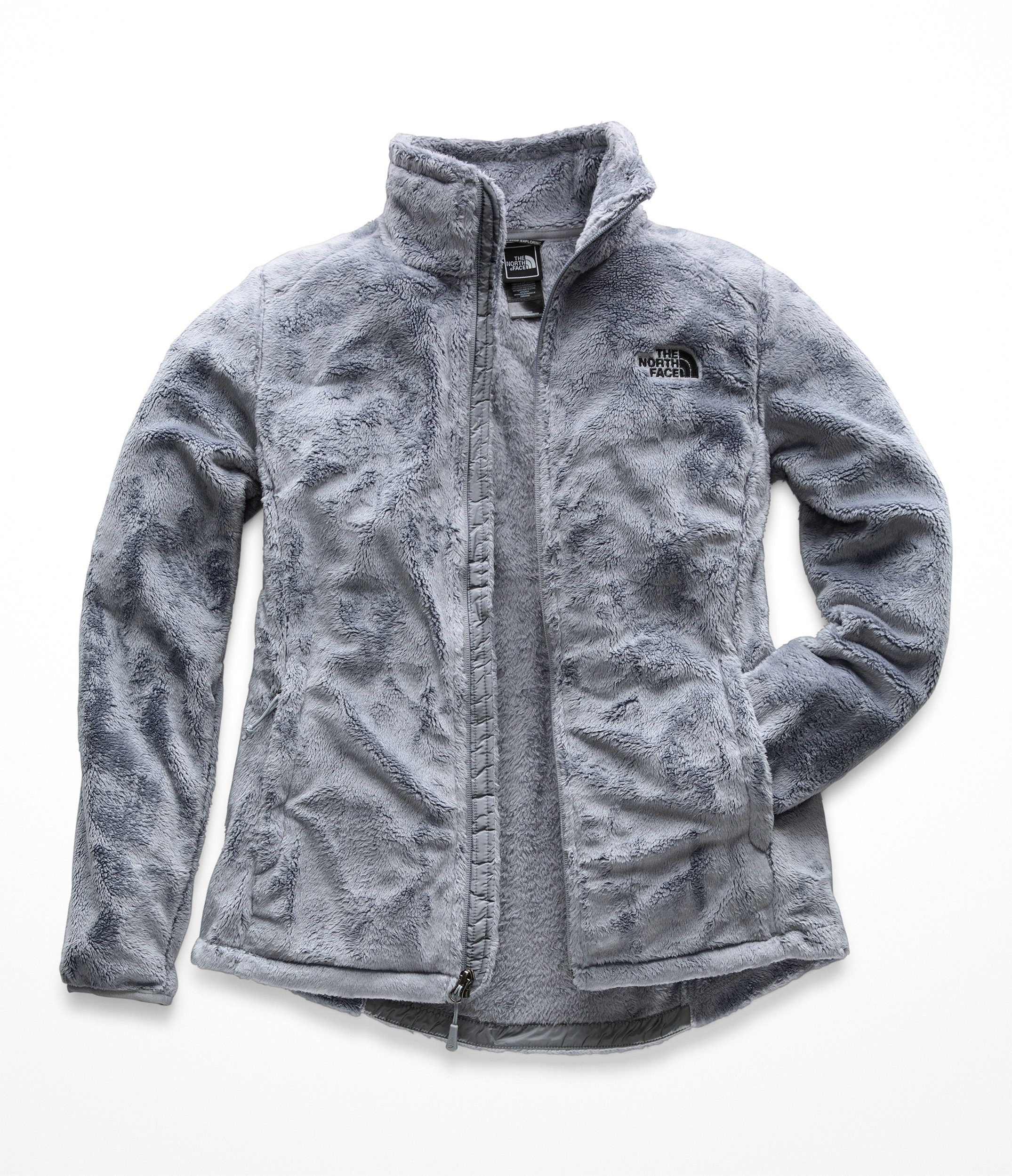 The North Face Womens Osito 2 Jacket - Mid Grey - M