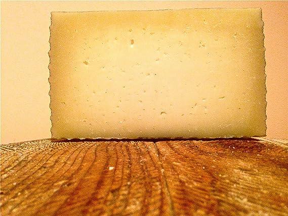 Queso de oveja curado gourmet de Losquesosdemitio, cuña de 500g ...
