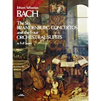 J.S. Bach: the Six Brandenburg Concertos and the