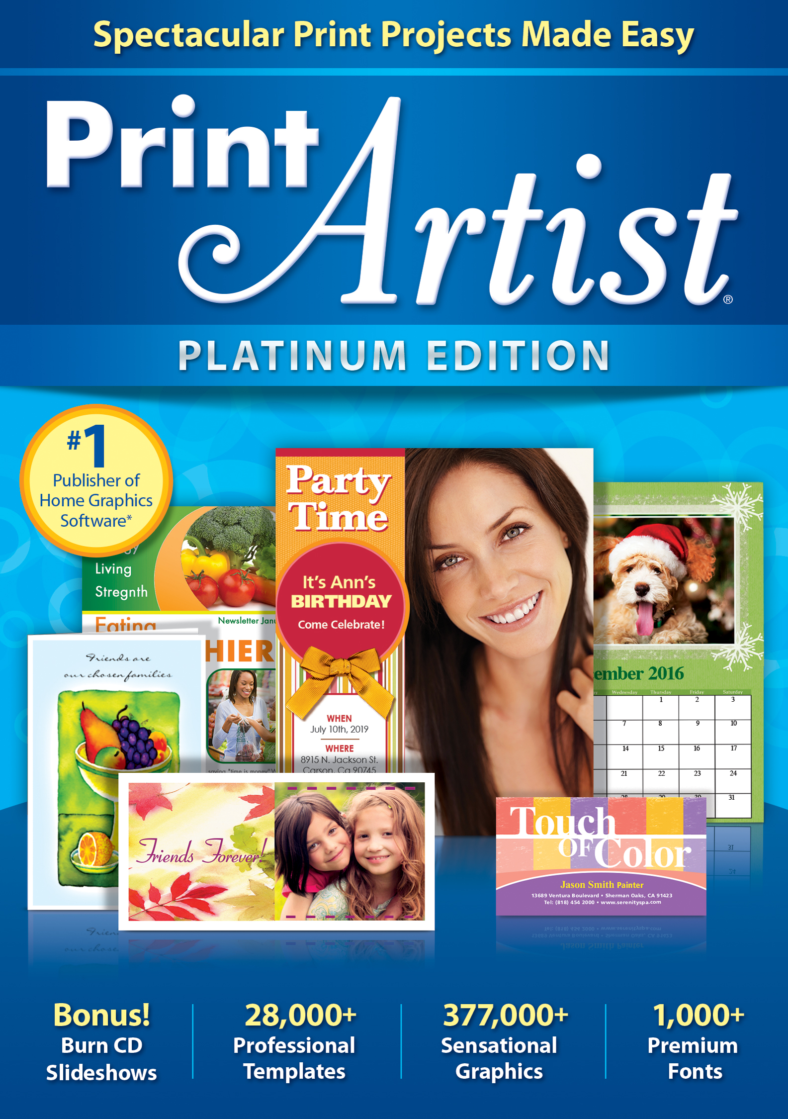 Art Explosion Calendar Maker Deluxe : Daydeliver fast free reliable shopping on line
