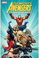 Mighty Avengers by Brian Michael Bendis: The Complete Collection (Mighty Avengers (2007-2010)) Kindle Edition