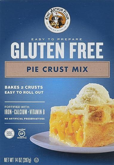 gf pie crust king arthur