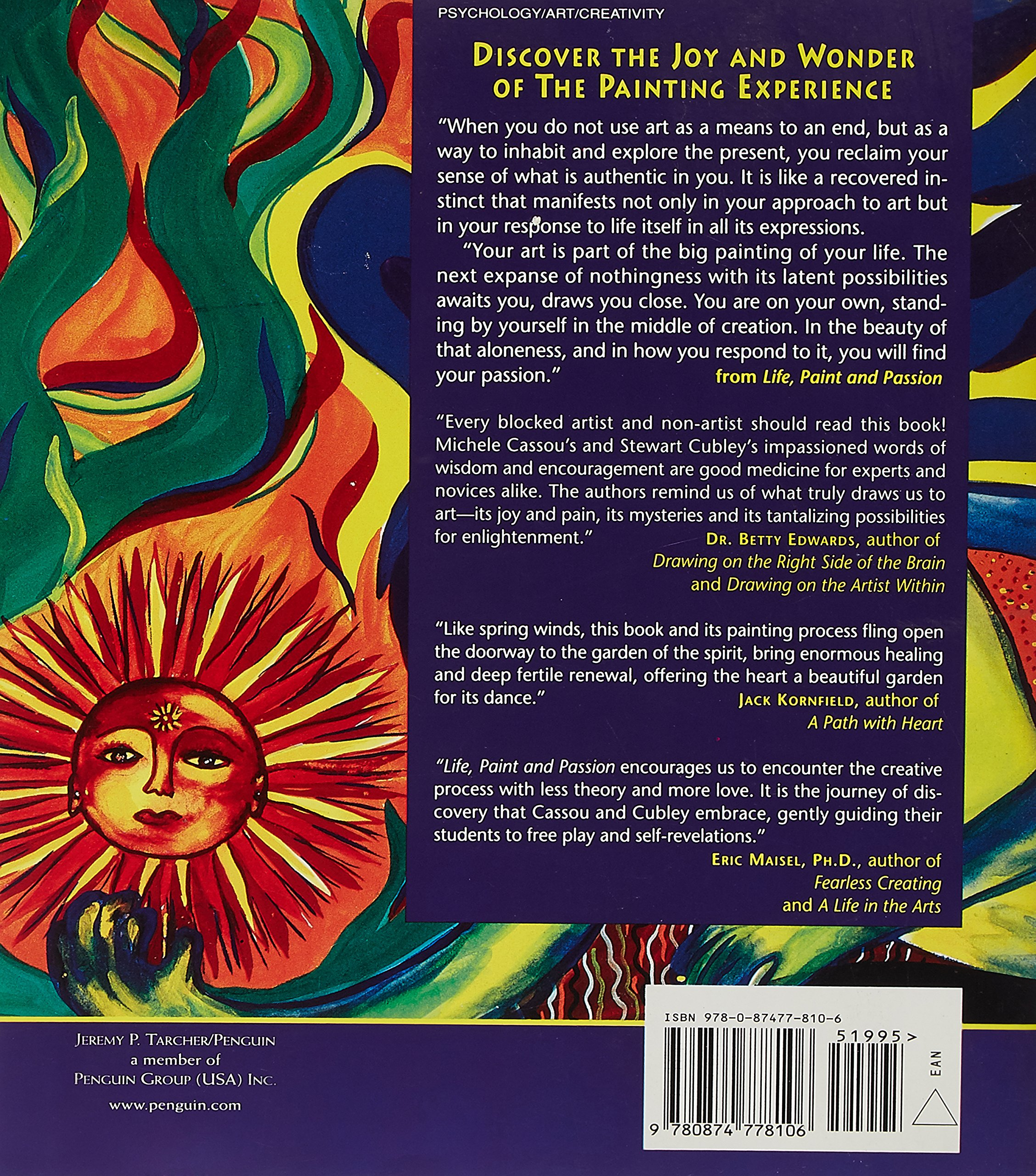 Life paint and passion reclaiming the magic of spontaneous life paint and passion reclaiming the magic of spontaneous michele cassou stewart cubley 9780874778106 amazon books fandeluxe Image collections