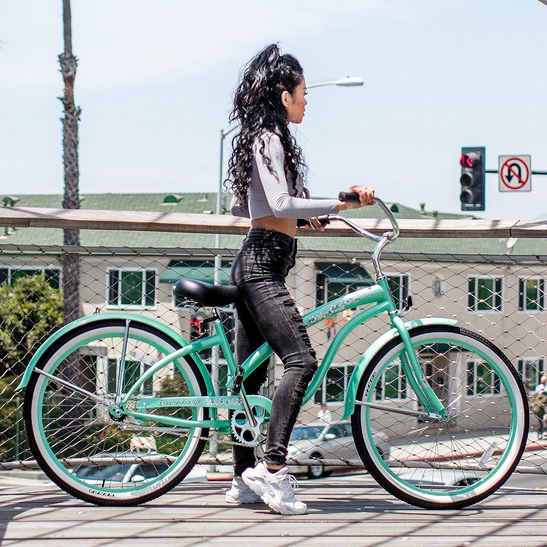 Firmstrong Bella Womens Beach Cruiser Bicycle