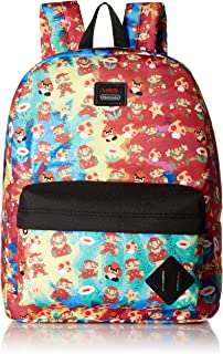 b9de31732c3e Amazon.com  Vans Nintendo Backpack Princess Peach-Pink-UNICA  Sports ...