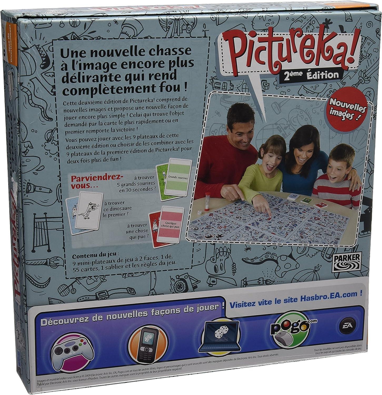 Hasbro 17148 - Pictureka, Juego de Mesa: Amazon.es: Juguetes y juegos