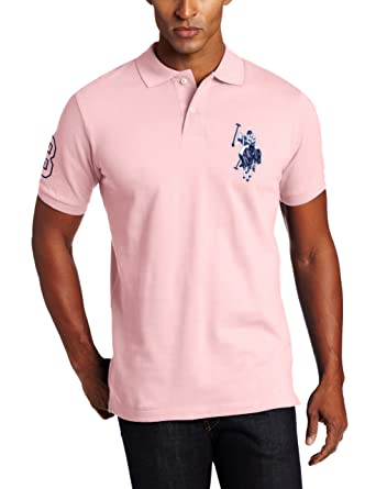 U.S. POLO ASSN. Polo sólido Camisa: Amazon.es: Ropa y accesorios