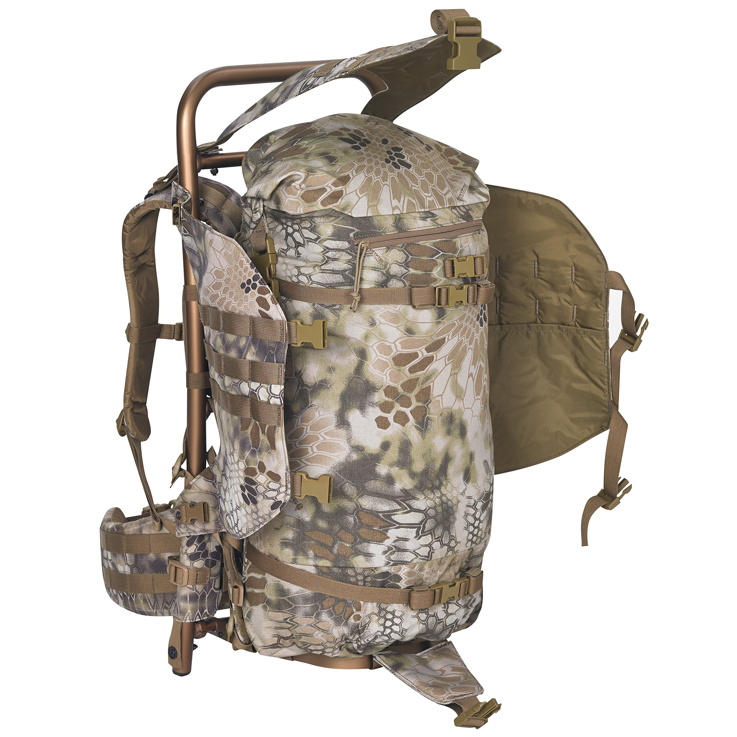 Slumberjack Rail Hauler 2500 Backpack, Kryptek by Slumberjack (Image #3)