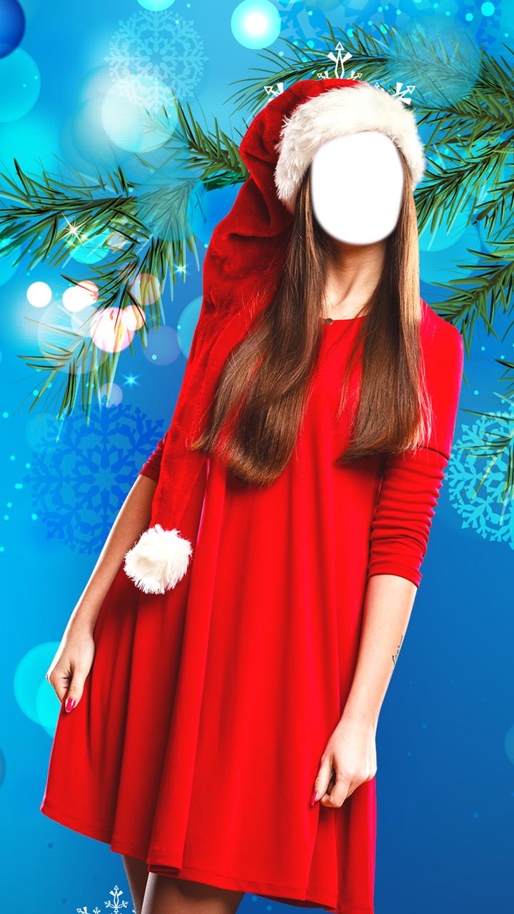 Montagem de vestido de menina de Natal: Amazon.com.br