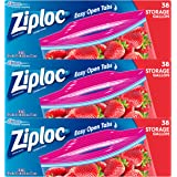 Ziploc Gallon Storage Bag, 114 Count