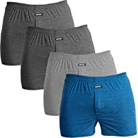 Breathable Boxers for Men Small to Big and Tall Cool Touch Boxer Underwear