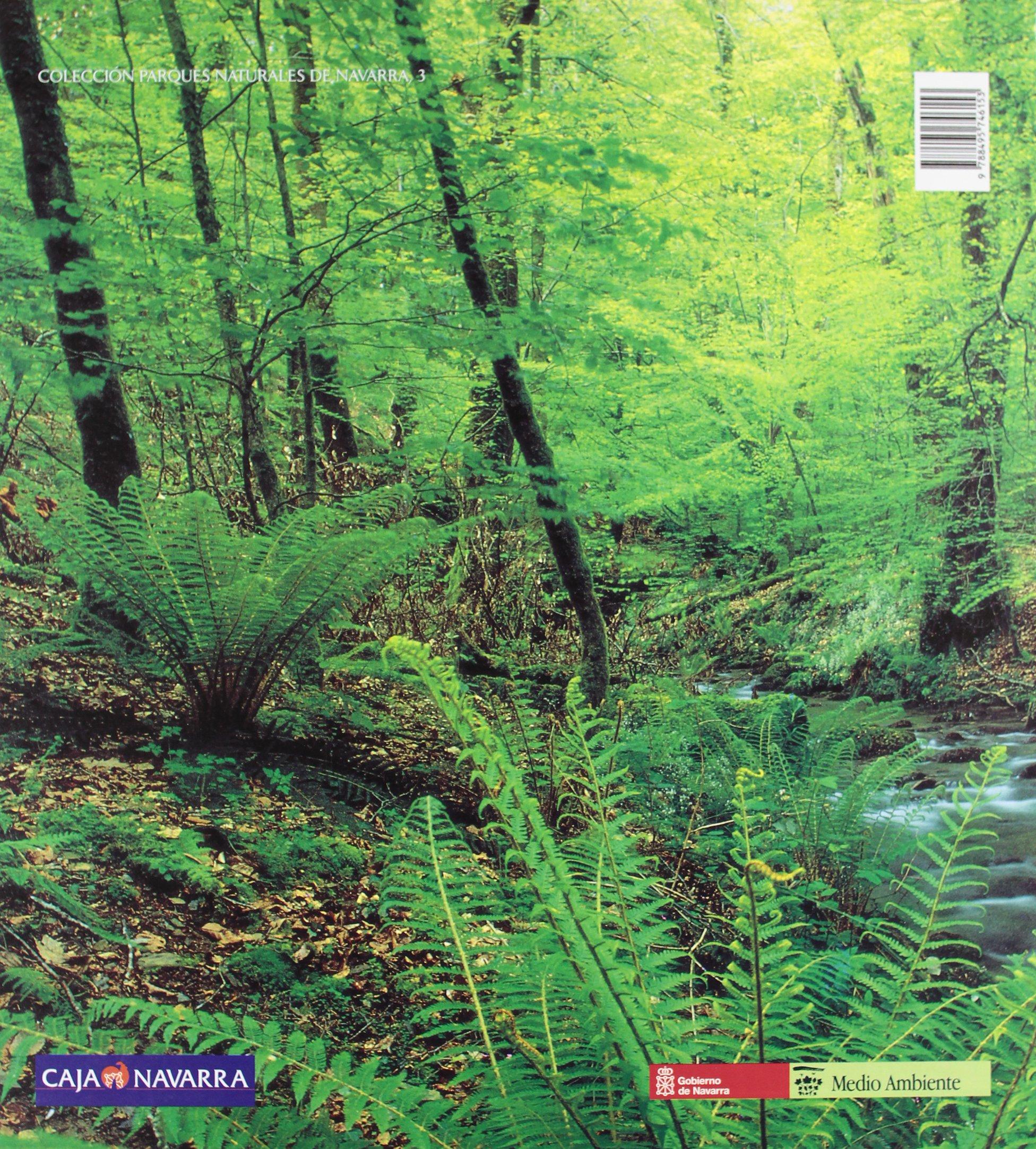 Parque natural del señorio de bertiz: Amazon.es: COLLECTIF ...