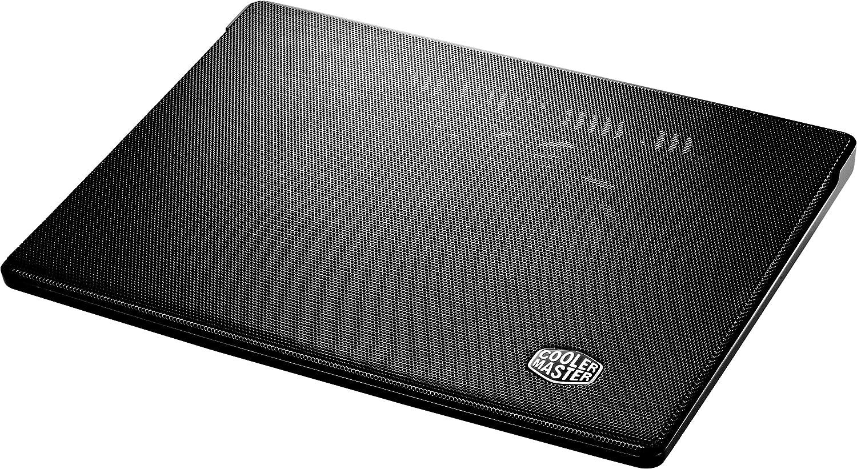 Negro USB, 1.9 W, LED Rojo Base de refrigeraci/ón para Ordenador port/átil Cooler Master R9-NBC-300LR-GP