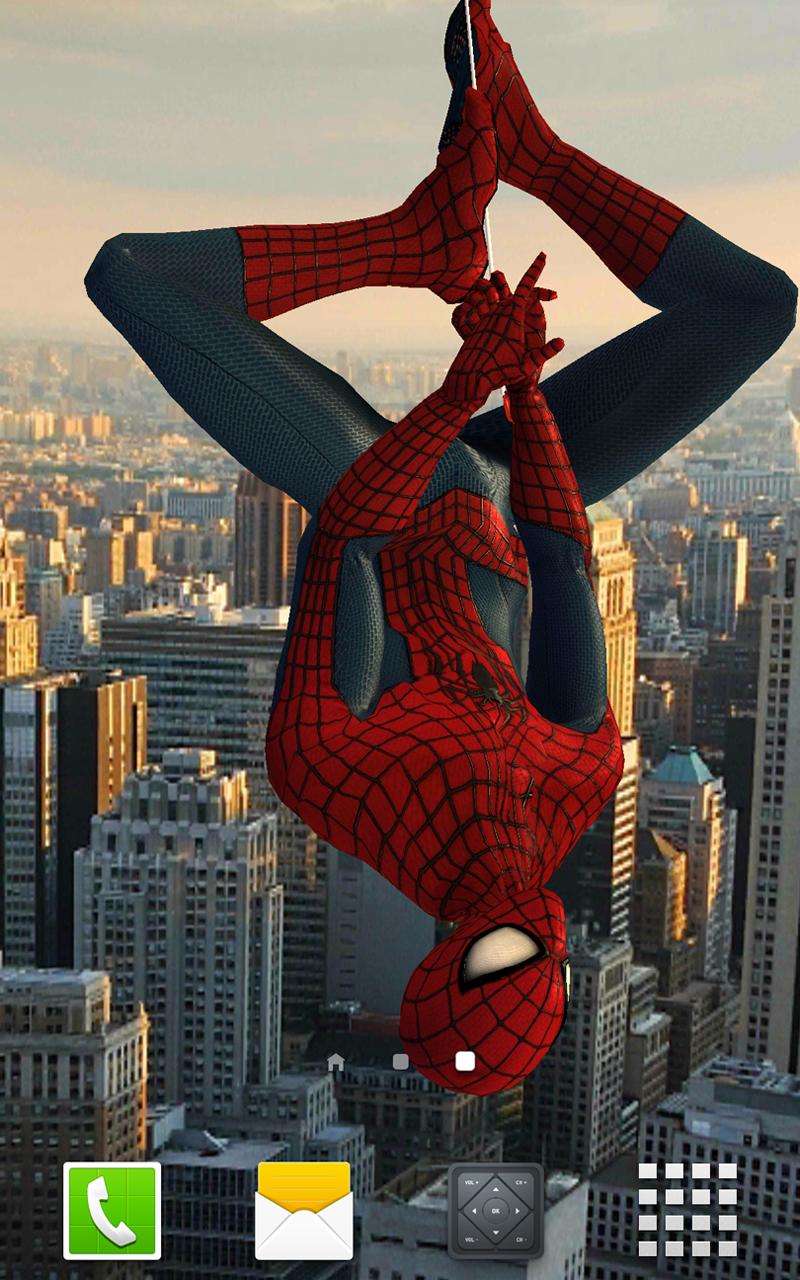 Amazon.com: The Amazing Spider-Man 2 Live Wallpaper ...