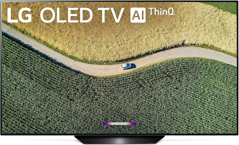 LG OLED77B9PUA B9 Series 77 4K Ultra HD Smart OLED TV 2019