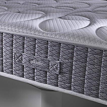 PIKOLIN Colchón viscoelástico 80x182 firmeza Alta, Alta Densidad, Reversible, Gama Alta, Alto 27 cm - Colchones Dardania