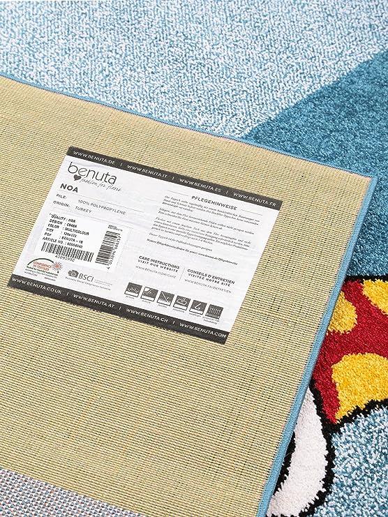 Benuta De benuta noa let s play rug multicolour 140x200 cm 4ft7 x 6ft7