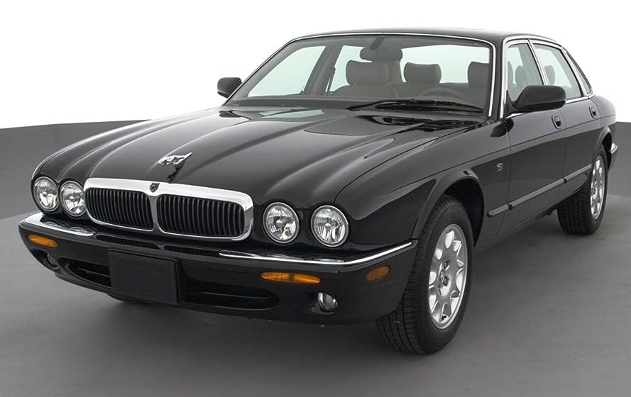Jaguar xj8 specs