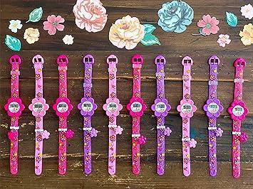 Amazon.com: Regalo de fiesta para niños. 10 relojes para ...