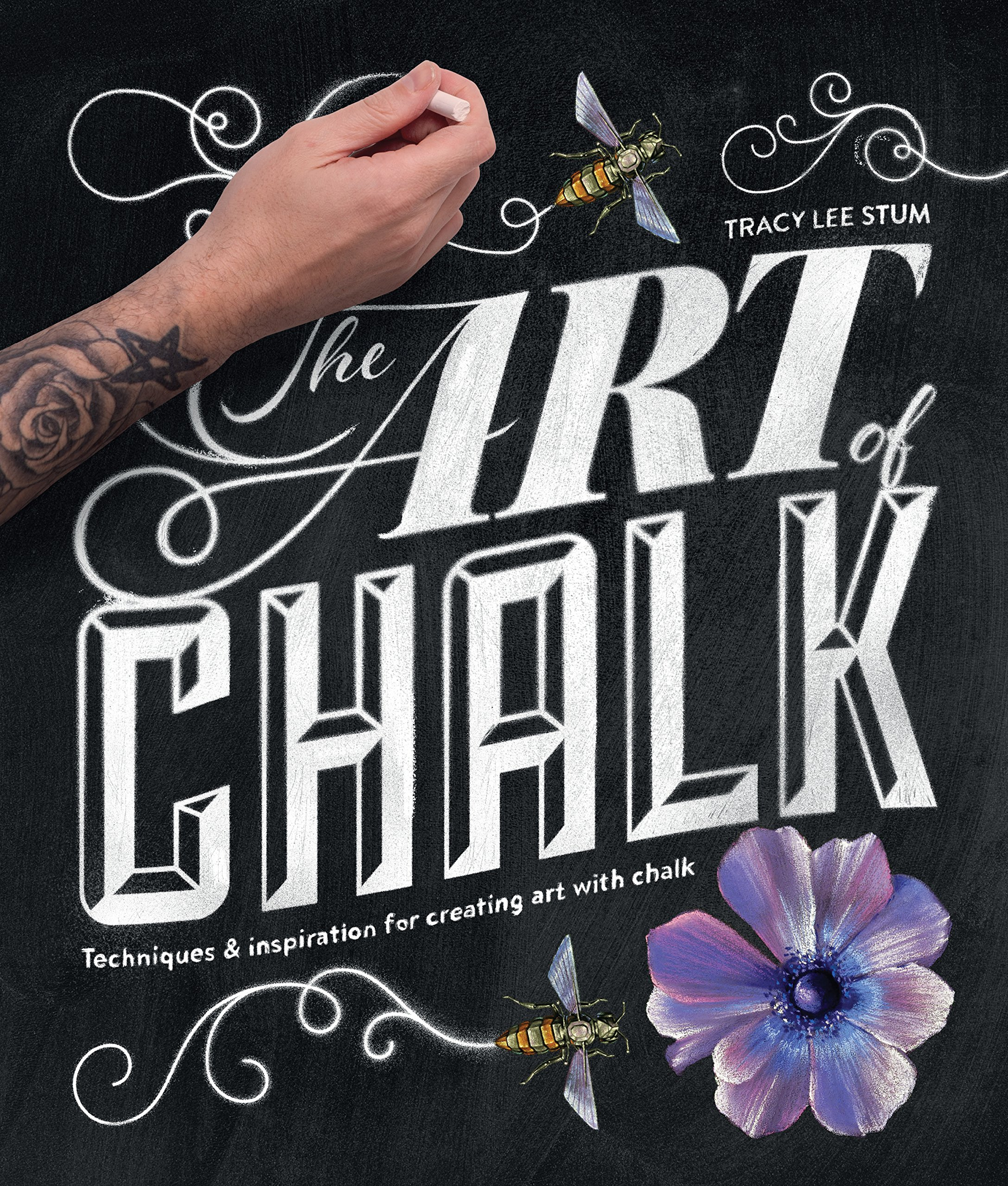 Art Chalk Techniques Inspiration Creating product image