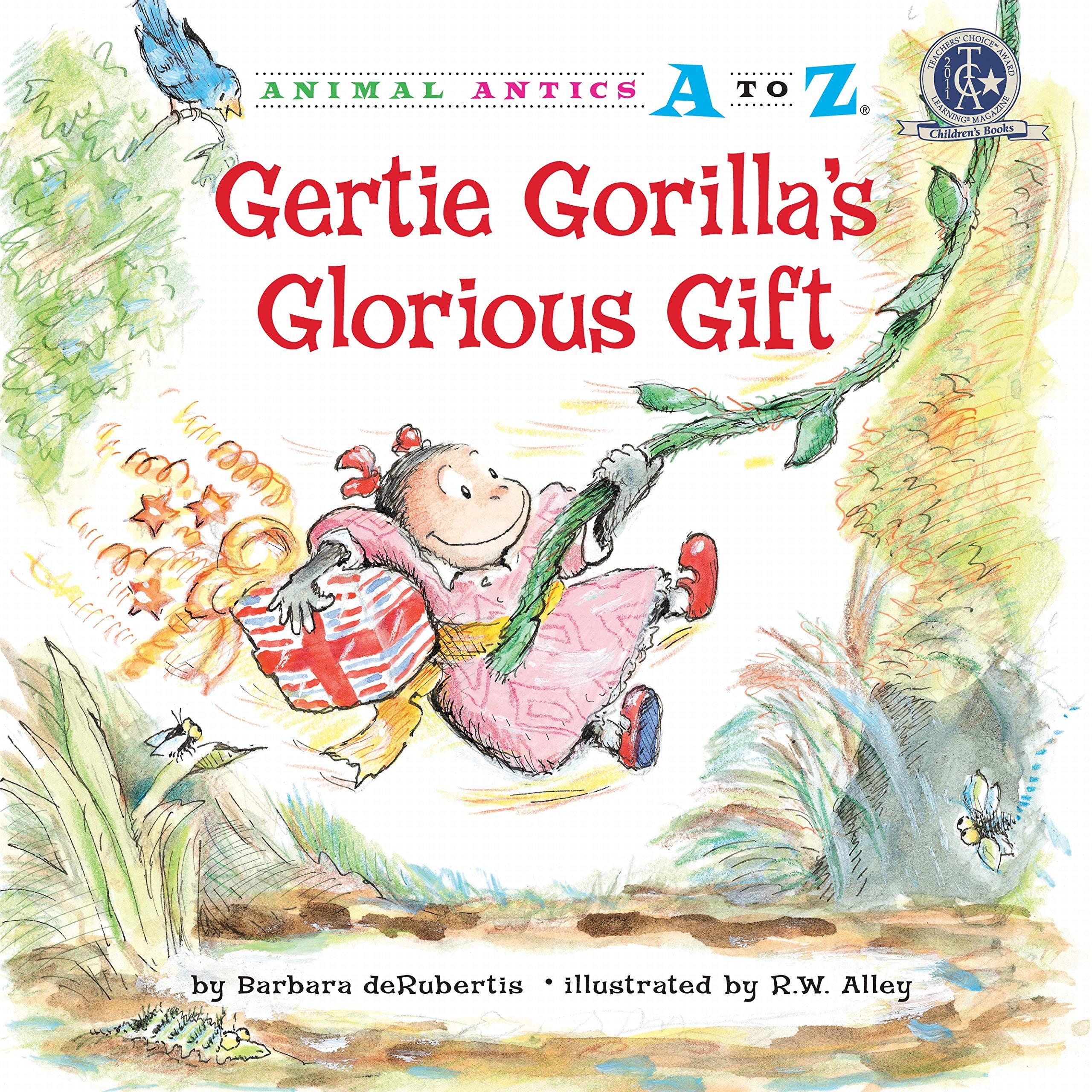 Read Online Gertie Gorilla's Glorious Gift (Animal Antics A to Z) pdf