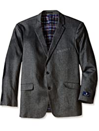 b780b4678 U.S. Polo Assn. Men's Big and Tall Cotton Sportcoat