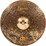Meinl Cymbals B21TSR Byzance 21-Inch Mike Johnston Signature Transition Ride Cymbal (VIDEO)