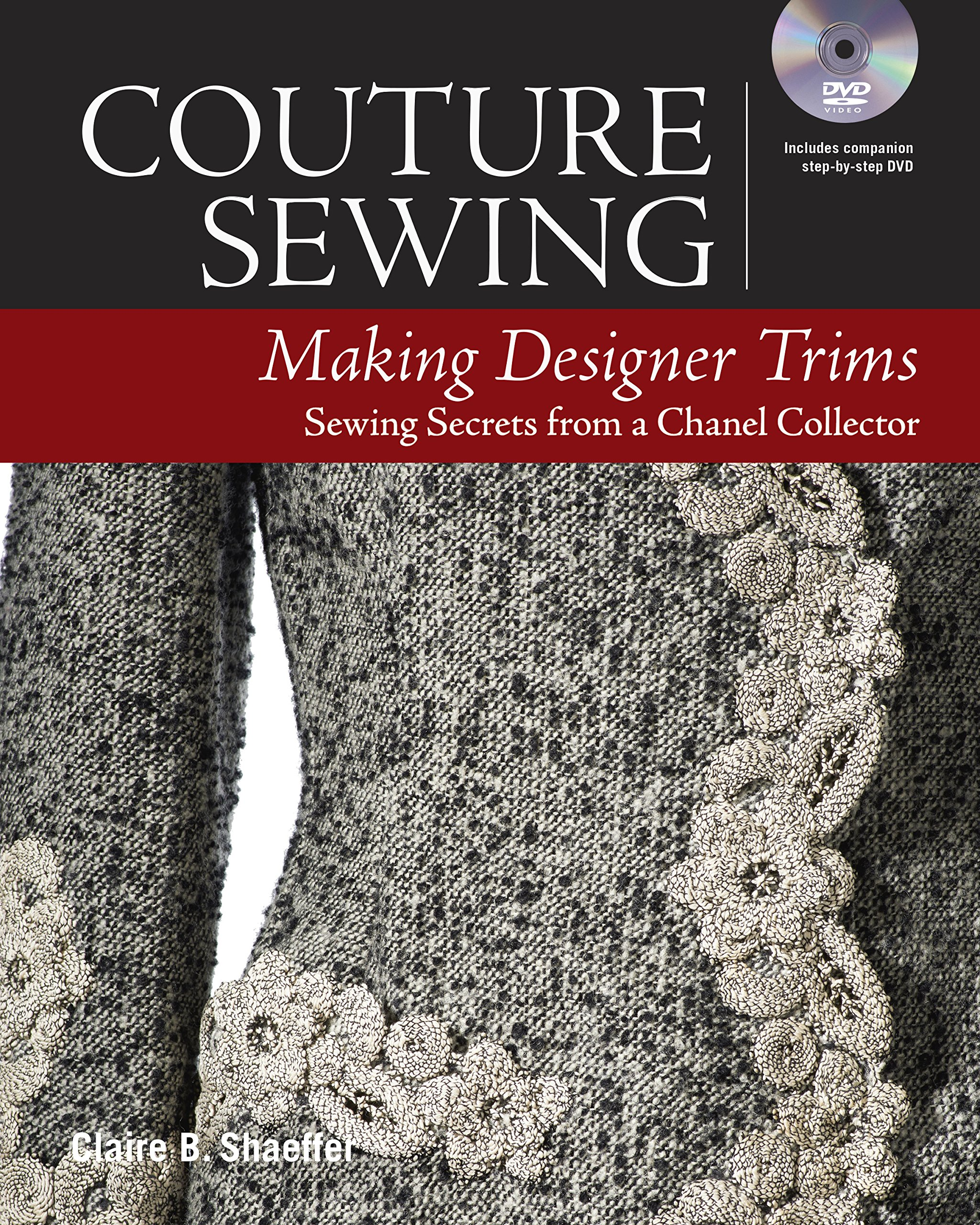 Couture Sewing  Making Designer Trims  English Edition