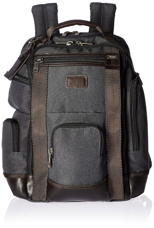 Amazon.com | Tumi Alpha Bravo Shaw Deluxe Brief Pack, Anthracite | Casual  Daypacks