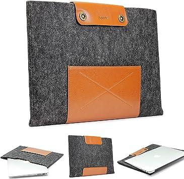 Urcover® Bolso Universal 11,6 Pulgadas, Estuche para Tablet/Ordenador Portátil, Funda de Viaje Protección Sleeve: Amazon.es: Electrónica