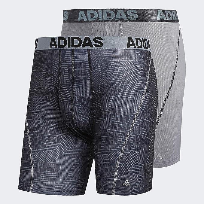 carro derrota excepción  adidas Men's Sport Performance ClimaCool Boxer Brief Underwear (2 Pack):  Amazon.co.uk: Clothing
