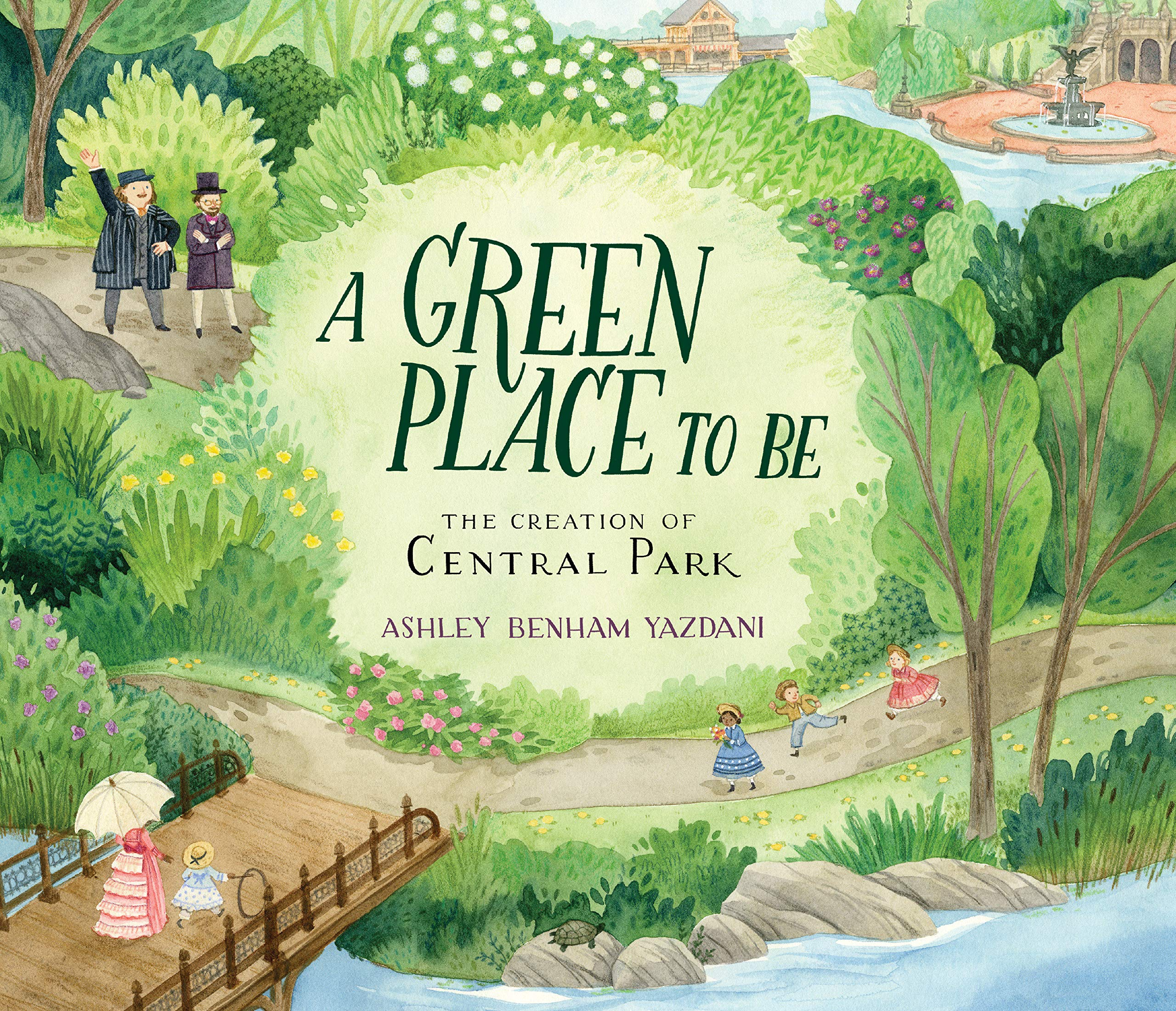 Image result for green place to be amazon