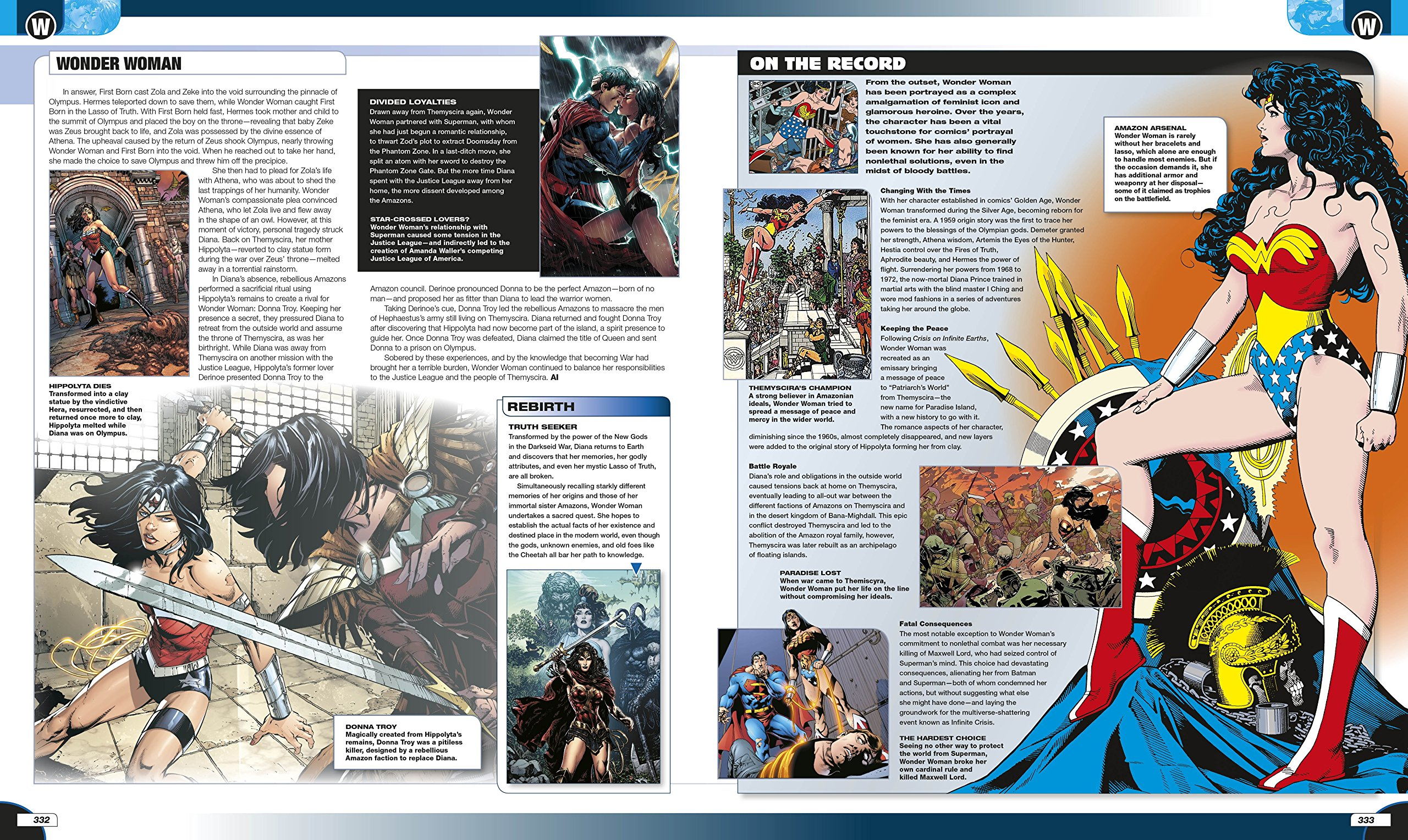 Dc Comics Encyclopedia All New Edition The Definitive Guide To The