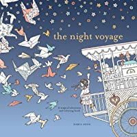 The Night Voyage (Time Adult Coloring Books)