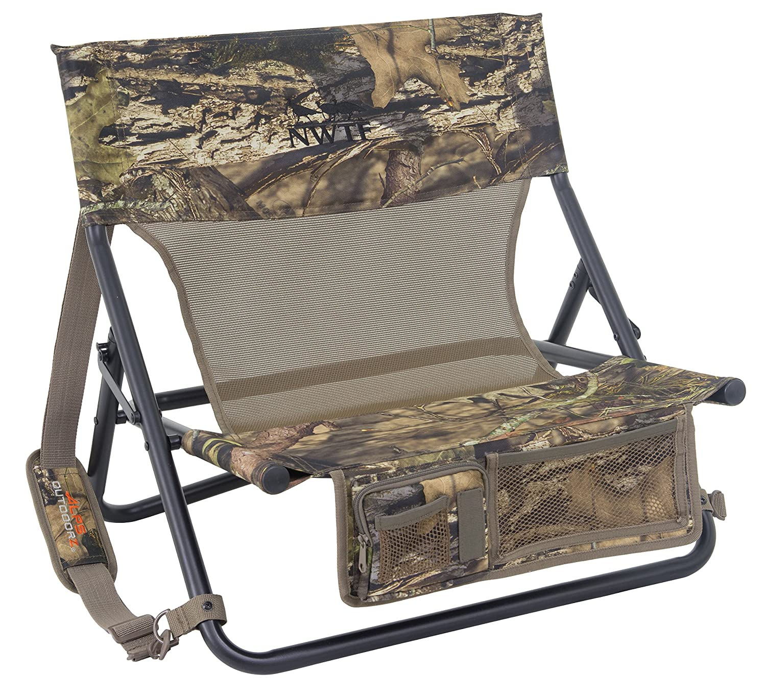 Amazon ALPS OutdoorZ Turkey MC Hunting Chair Mossy Oak