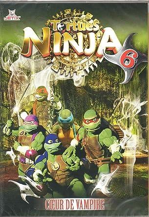 Tortues ninja, vol. 6 [Francia] [DVD]: Amazon.es: Cine y ...