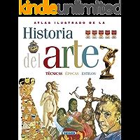 Atlas Ilustrado De La Historia Del Arte (Spanish Edition)