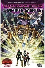 Infinity Gauntlet: Warzones! (Infinity Gauntlet (2015)) Kindle Edition