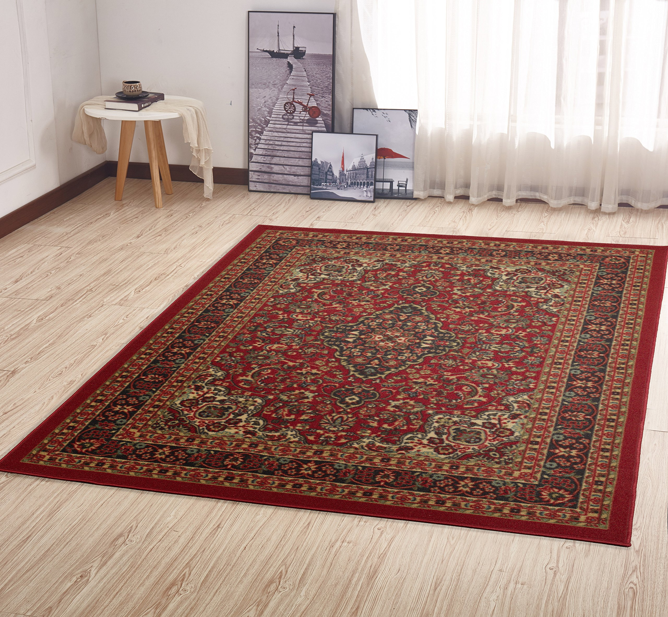 Persian Rugs Images: Red Persian Rug: Amazon.com