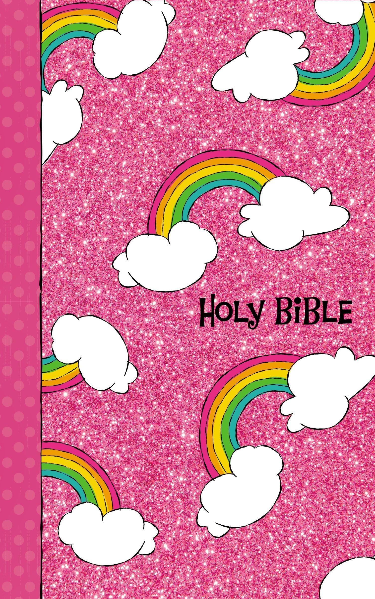 NIV God's Rainbow Holy Bible, Hardcover, Comfort Print