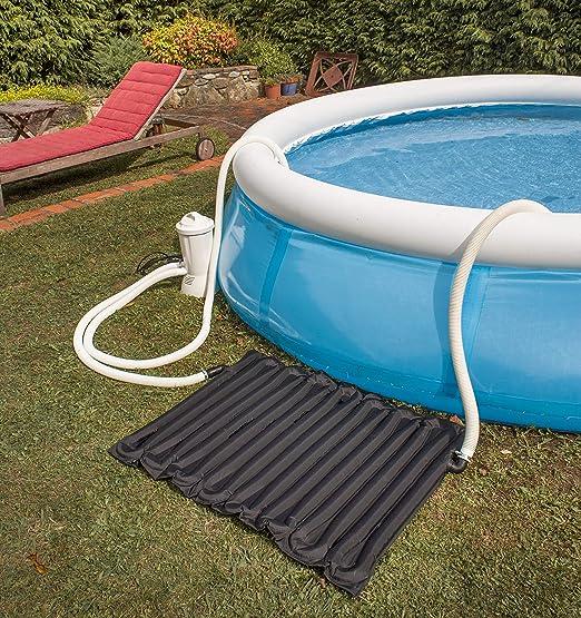 Gre AR20693 - Calentador solar de agua para piscinas autoportantes ...