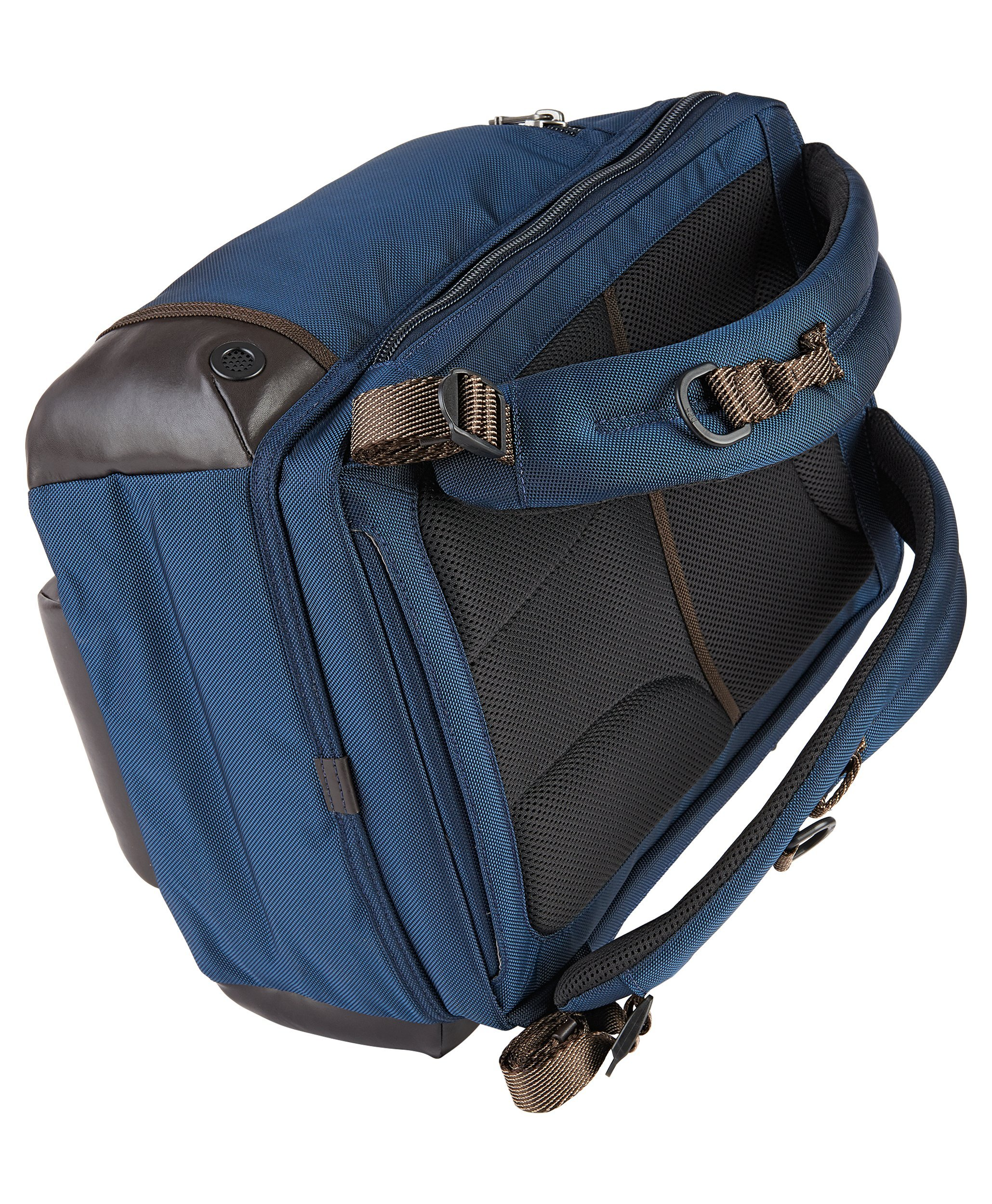 Tumi Alpha Bravo Shaw Deluxe Brief Pack, Navy by Tumi (Image #4)