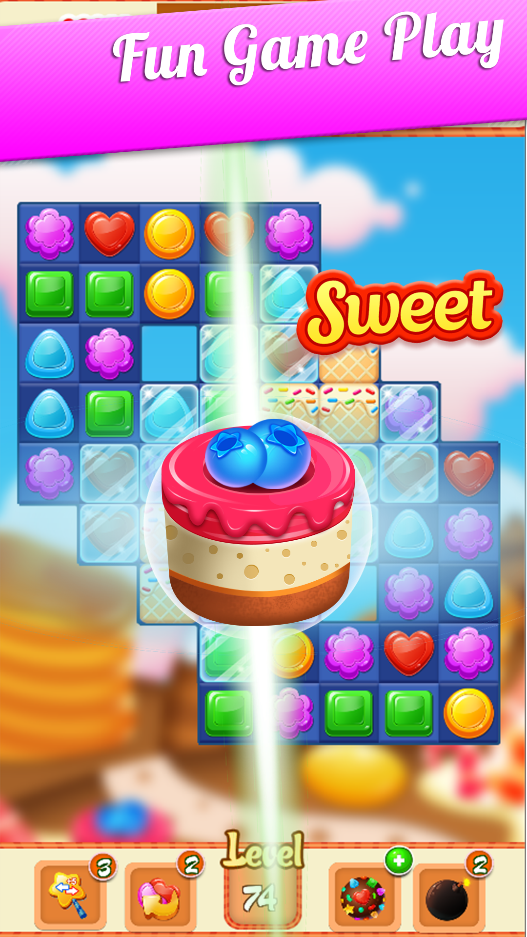 Amazon.com: Cookie Yummy Crush - Free Match 3 Games for ...
