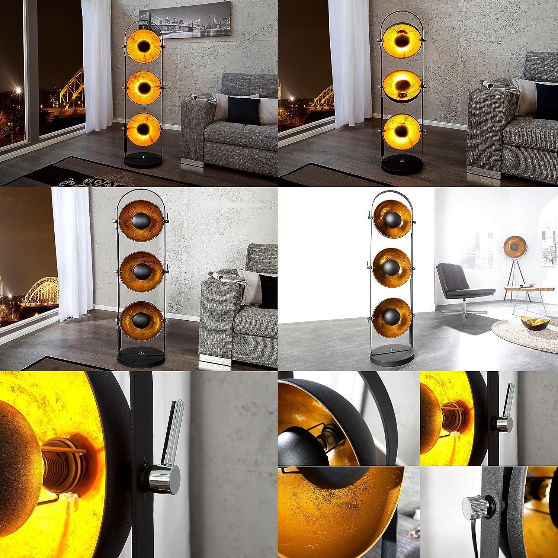 A1HcYP4g9wL._SL1500_ Faszinierend Stehlampe Studio Schwarz Gold Dekorationen