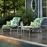 Pillow Perfect Outdoor/Indoor Soleil Chaise