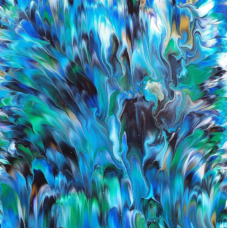 Amazon Peacock Alexandra Romano Fine Art