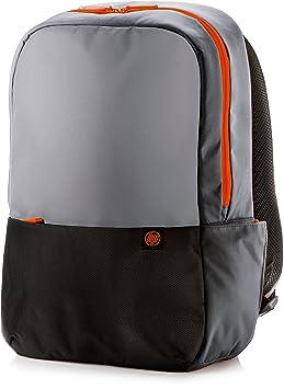 HP Duotone Y4T23AA#UUF 15.6 inch Laptop Backpack  Orange