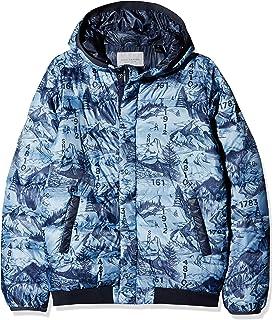 0125f9a6280b4 ... Contrast Colour Pop Details in Longer Le · £52.97 - £79.00 · Scotch    Soda Boy s Padded Hood in Short Length Jacket