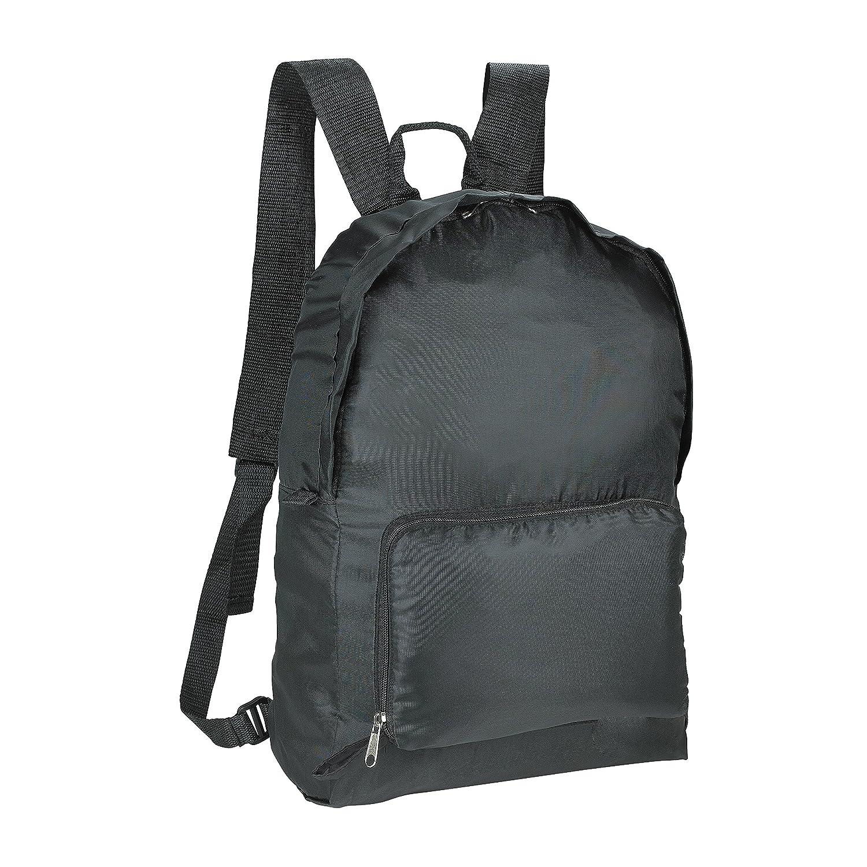 Foldable Travel Backpack Bag adjustable shoulder straps. waterproof material