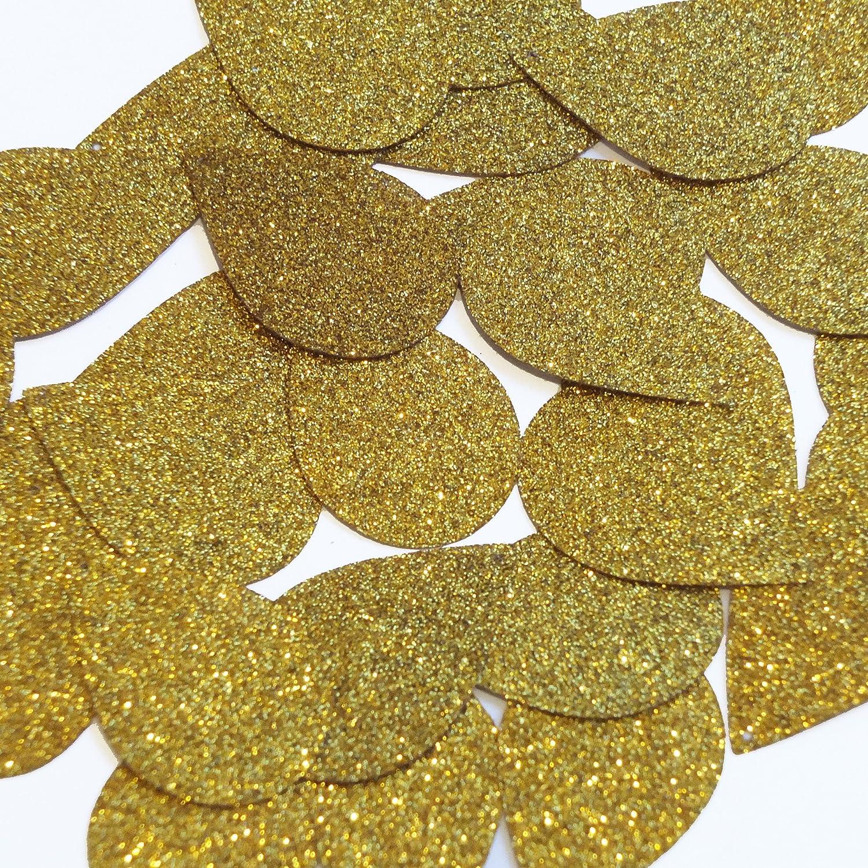 "Teardrop Sequin 1.5/"" Deep Purple Metallic Sparkle Glitter Texture Paillettes"